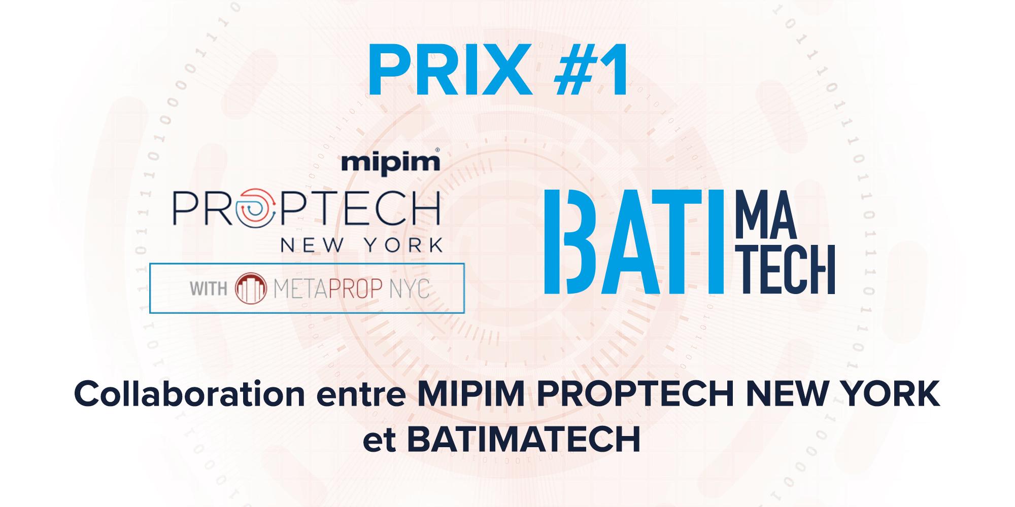 prix1_bati Mipim proptech Batimatech Montreal 1