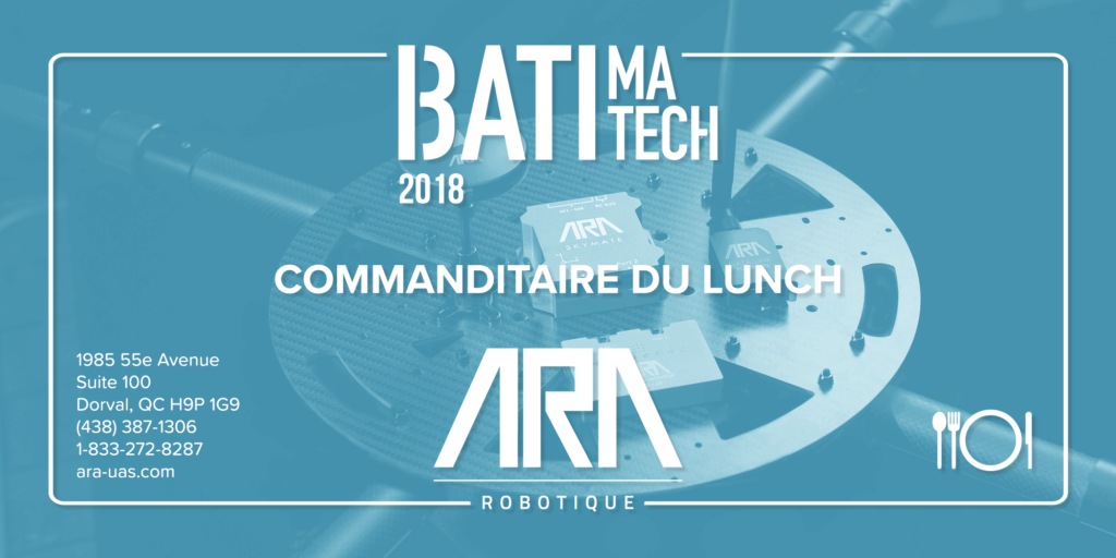 Ara Batimatech Commanditaire lunch