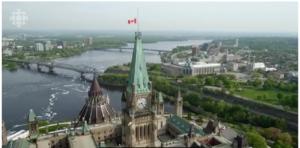 technologie BiM au parlement d'Ottawa