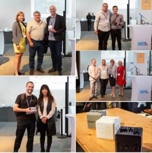 Gagnants PitchTech Batimatech 2018